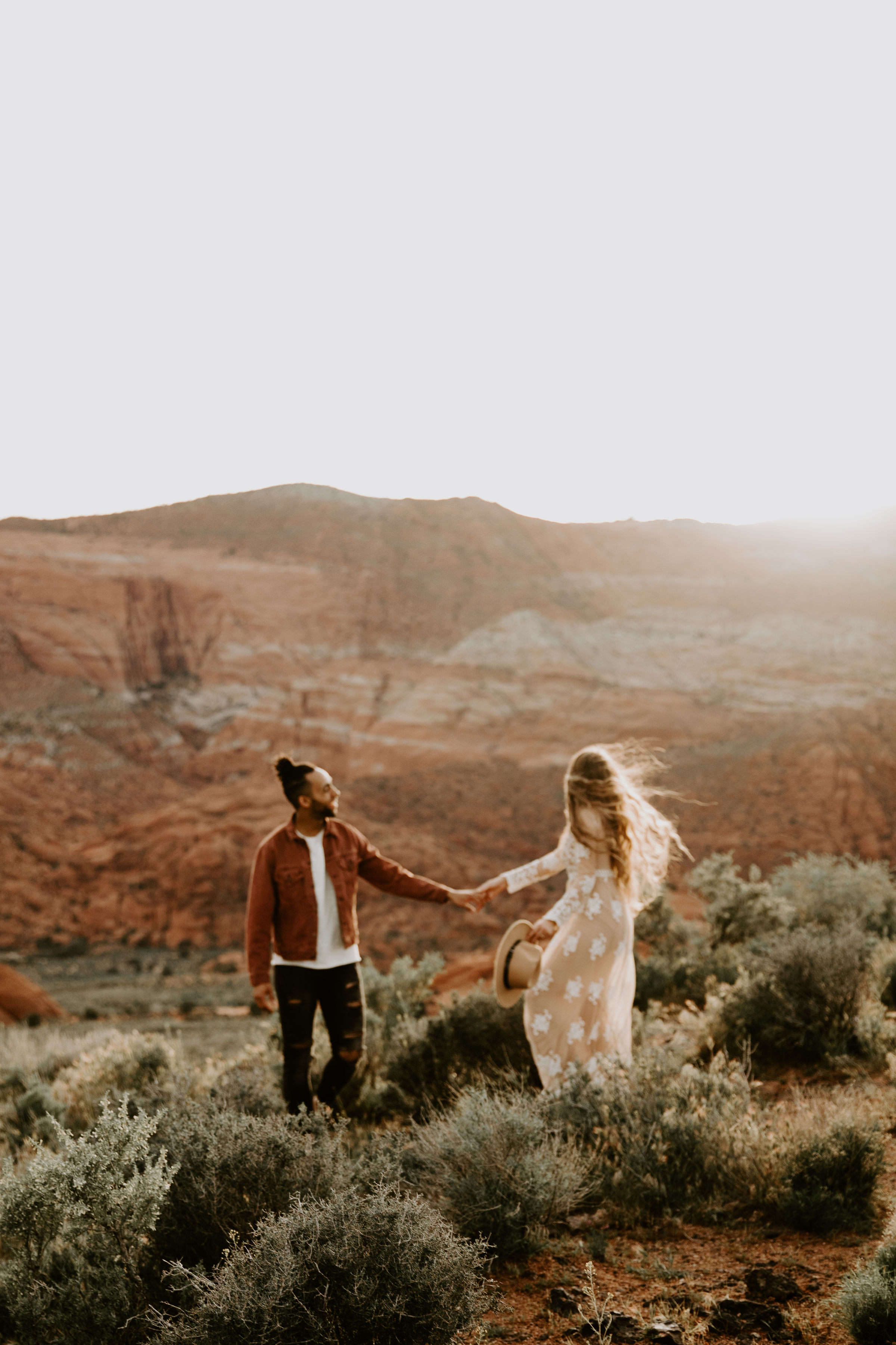 Utah Engagement Zion National Park Snow Canyon State Park May Iosotaluno Photography 27