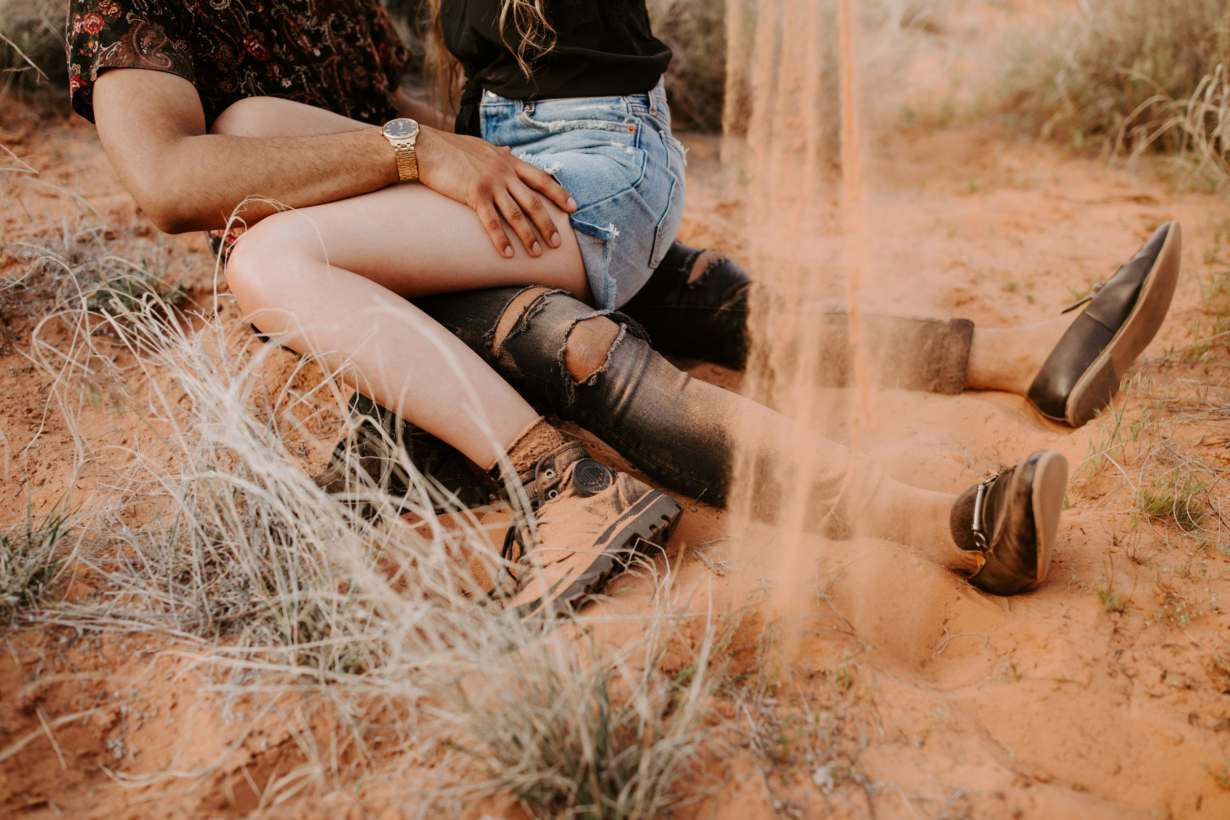 Utah Engagement Zion National Park Snow Canyon State Park May Iosotaluno Photography 11