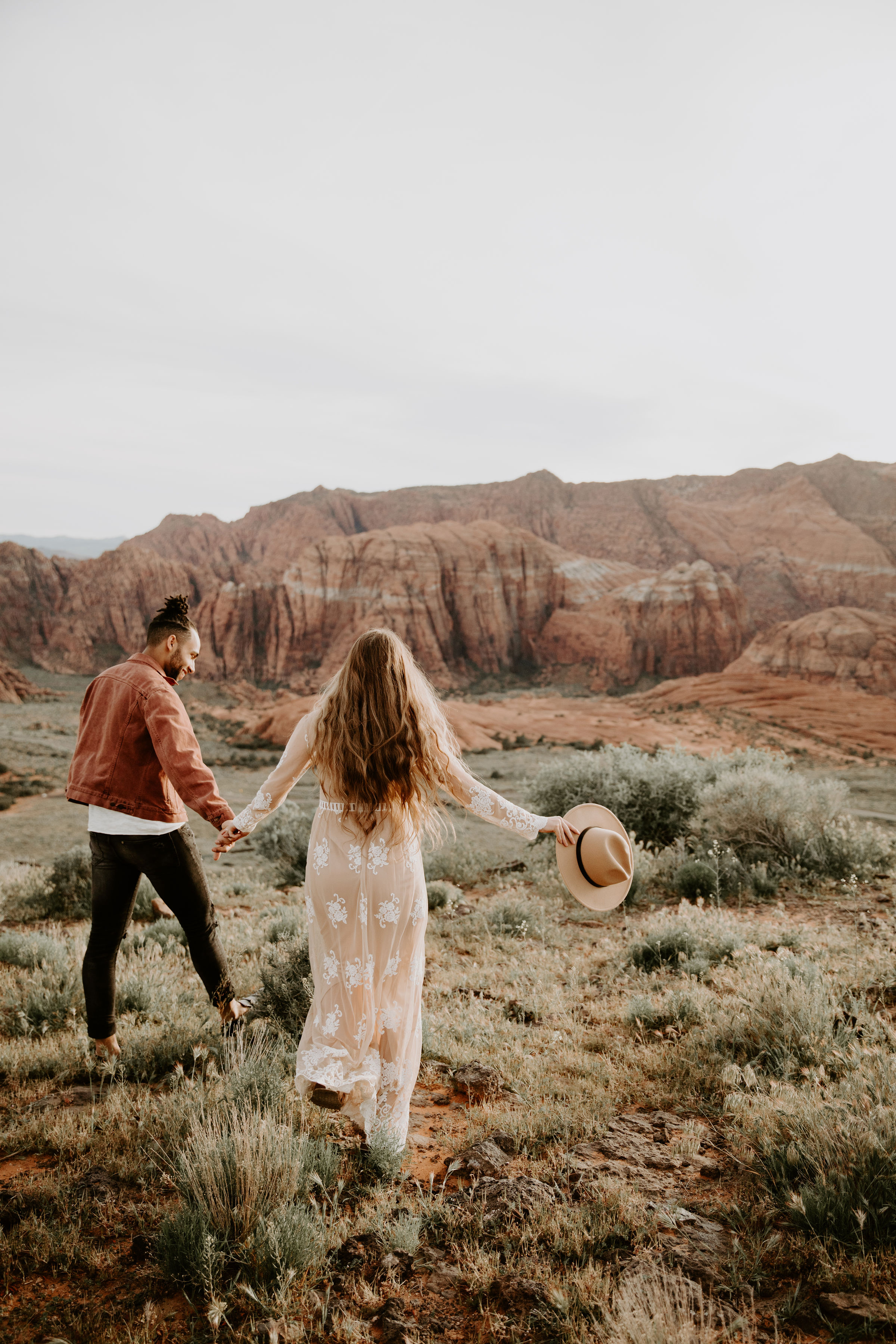Utah Engagement Zion National Park Snow Canyon State Park May Iosotaluno Photography 18