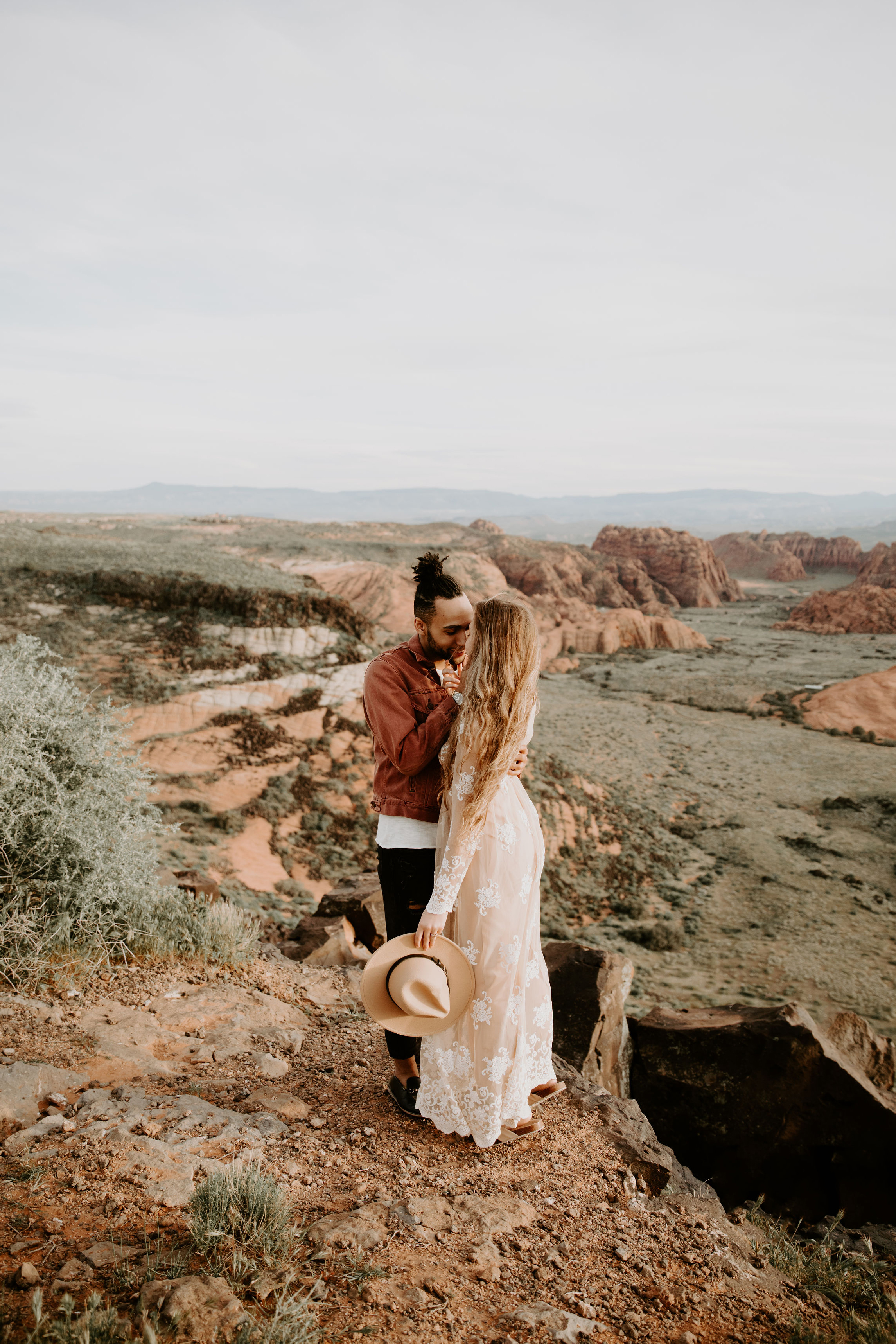 Utah Engagement Zion National Park Snow Canyon State Park May Iosotaluno Photography 19