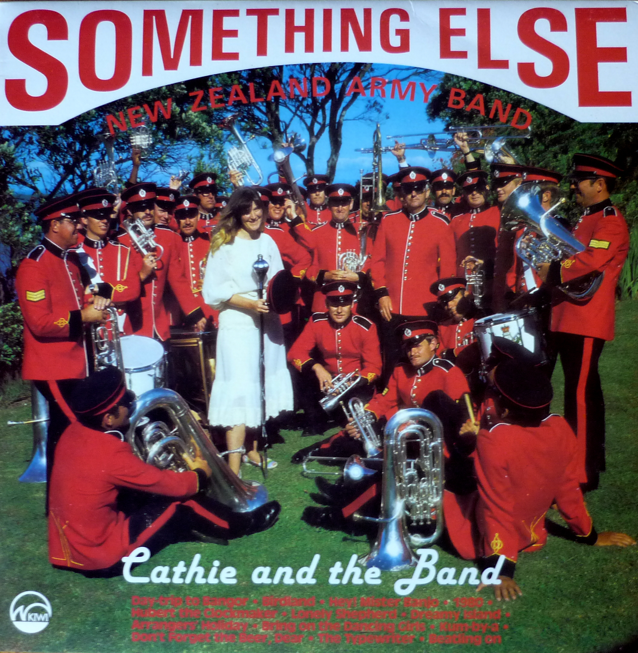 Cathie Harrop - Something Else