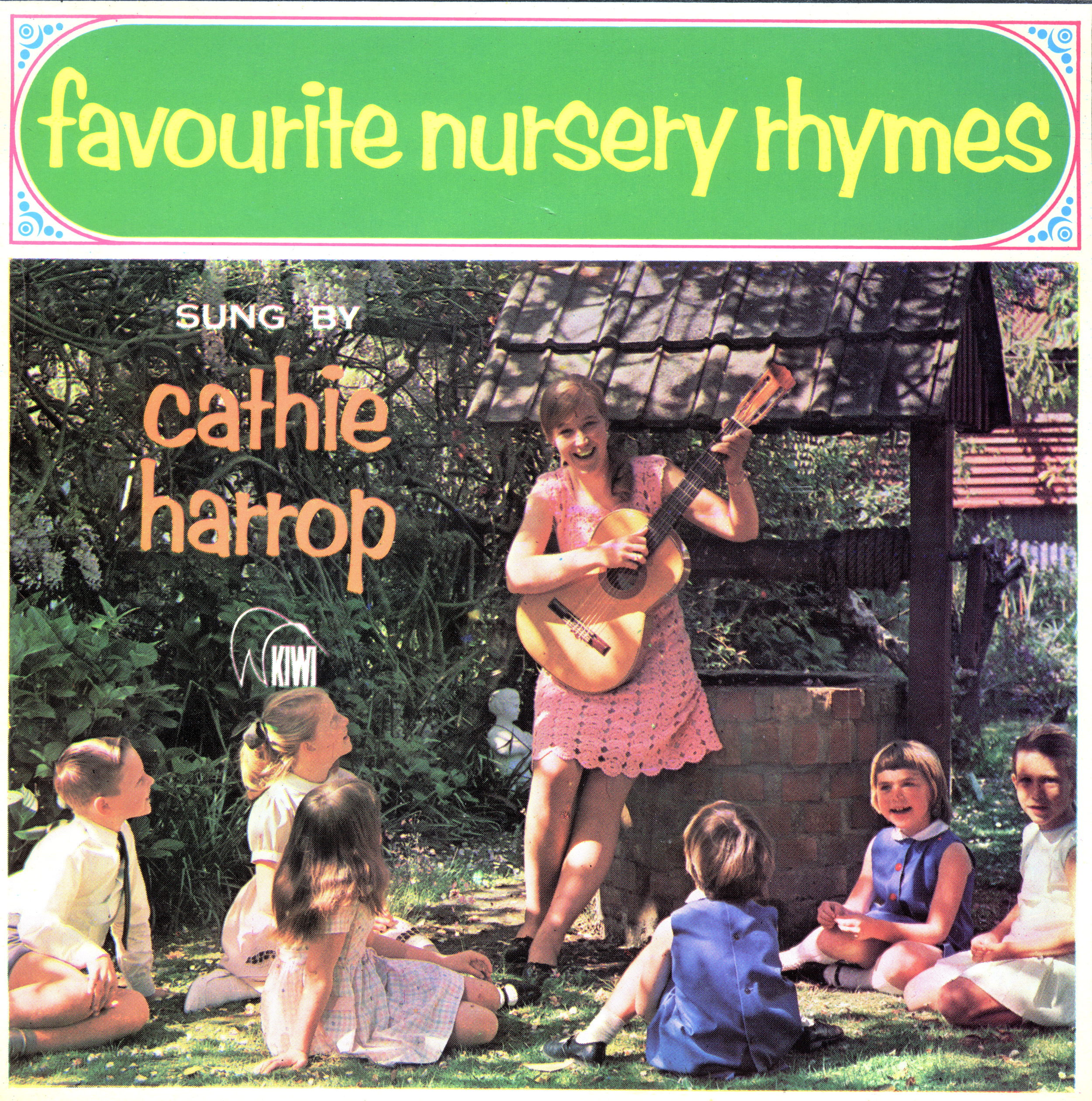 Cathie Harrop - Favourite Nursery Rhymes