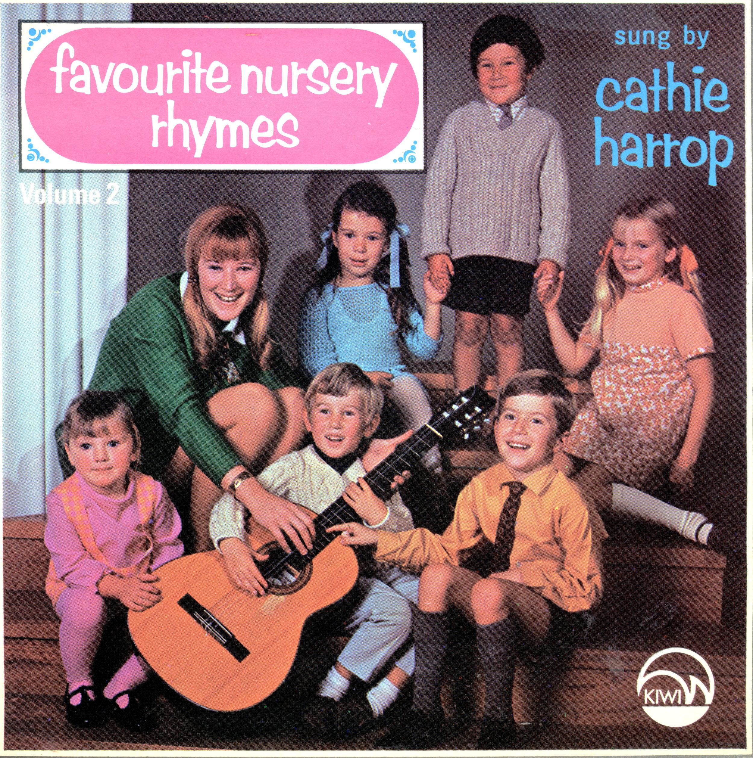 Favourite Nursery Rhymes Vol. 2 Cathie Harrop