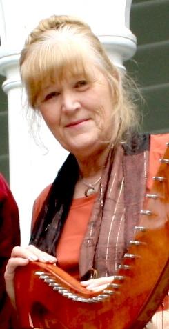 Cathie Harrop - Auckalnd Harp Teacher - Singing Teacher - Theory Teacher