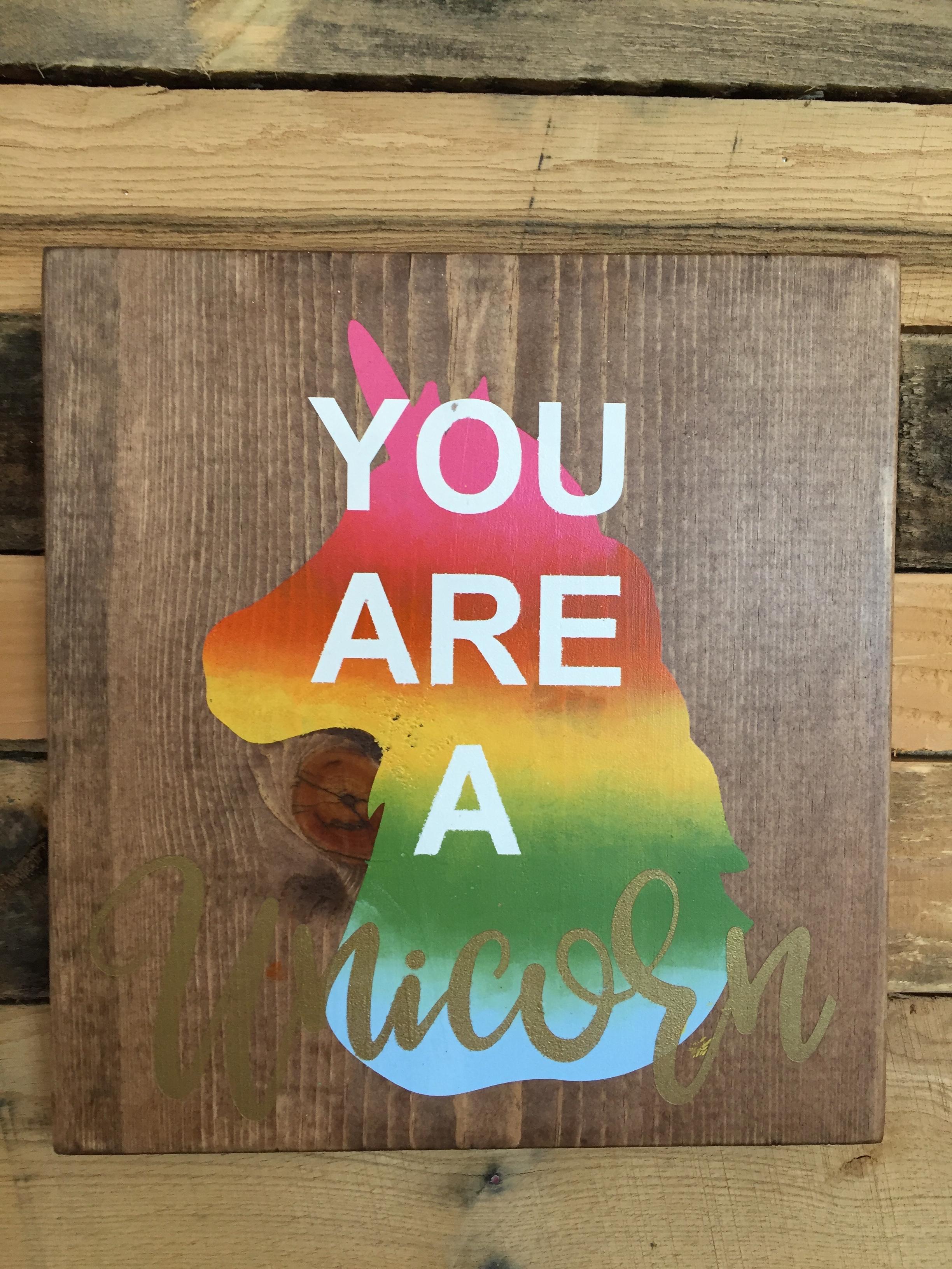 You are a Unicorn