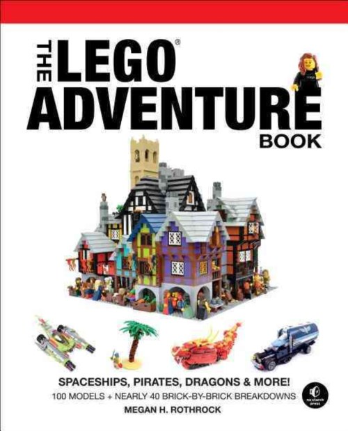 Lego Adventure Book Vol. 2 (9781593275129) By Megan H. Rothrock No Starch Press