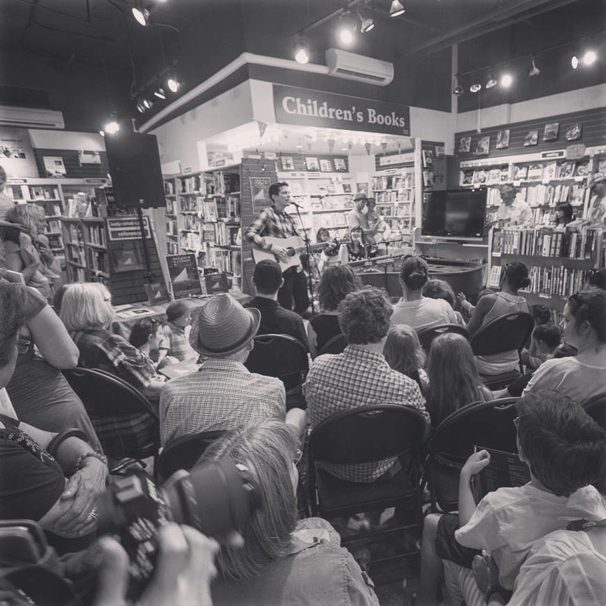 Hilary Grist at Book Warehouse