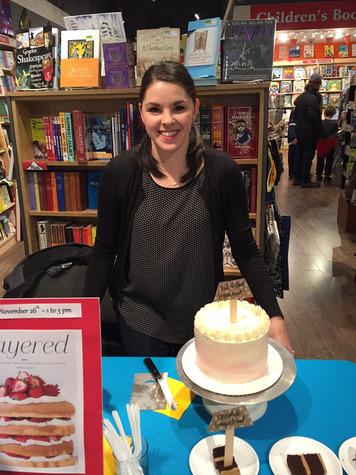 Tessa Huff Book warehouse Nov 2016 3.jpg