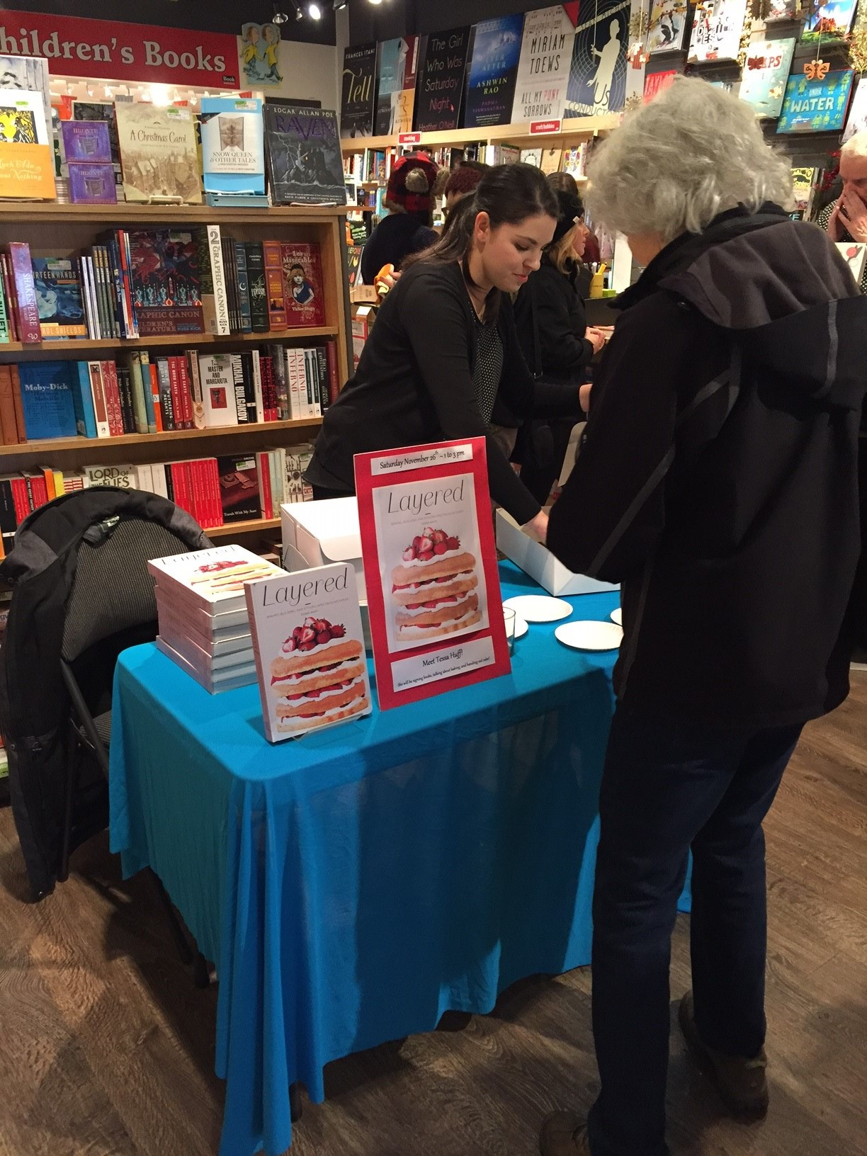 Tessa Huff Book Warehouse Nov 2016.jpg