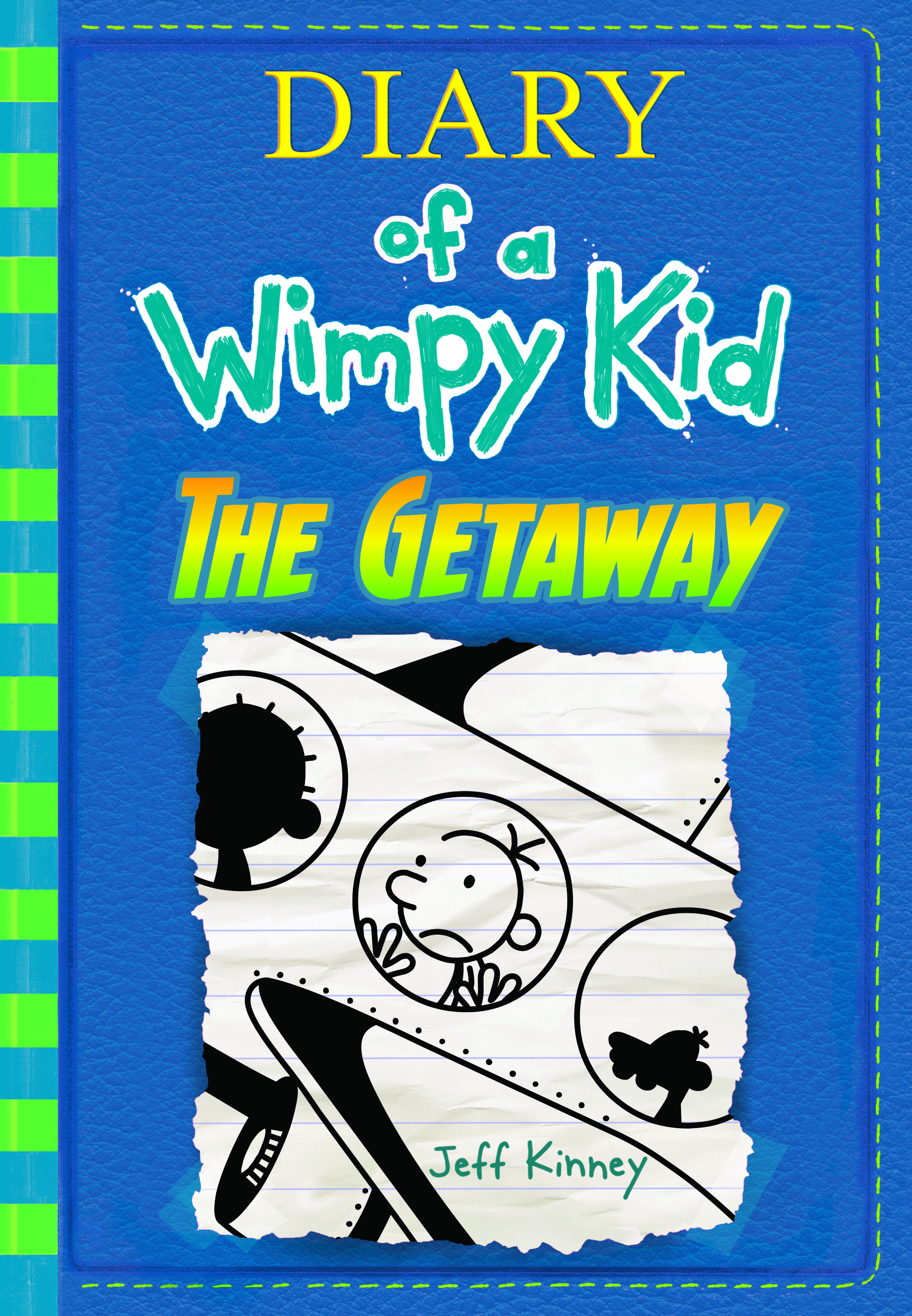 To escape the stress of the holidays,  - the Heffleys decide to get out of town and go to a resort instead of celebrating Christmas at home. But what's billed as a stress-free vacation becomes a holiday nightmare.Jeff Kinney is a #1 New York Times bestselling author and six-time Nickelodeon Kids' Choice Award winner for Favorite Book. Jeff has been named one of Time magazine's 100 Most Influential People in the World. He is also the creator of Poptropica, which was named one of Time magazine's 50 Best Websites. He spent his childhood in the Washington, D.C., area and moved to New England in 1995. Jeff lives with his wife and two sons in Plainville, Massachusetts, where they own a bookstore, An Unlikely Story.