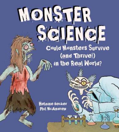 Monster Science 9781771380546