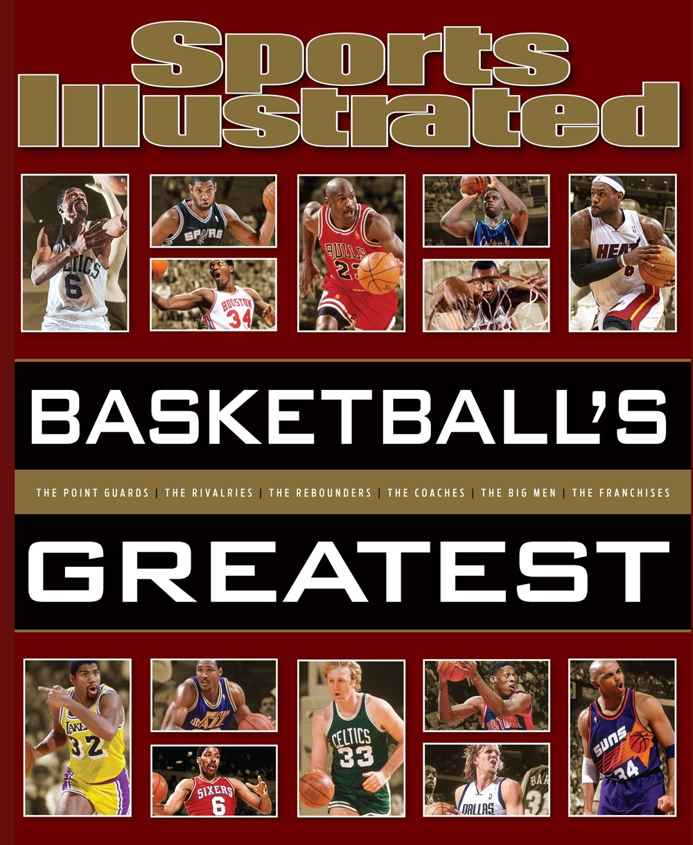 Sports Illustrated - Basketball's Greatest.jpg