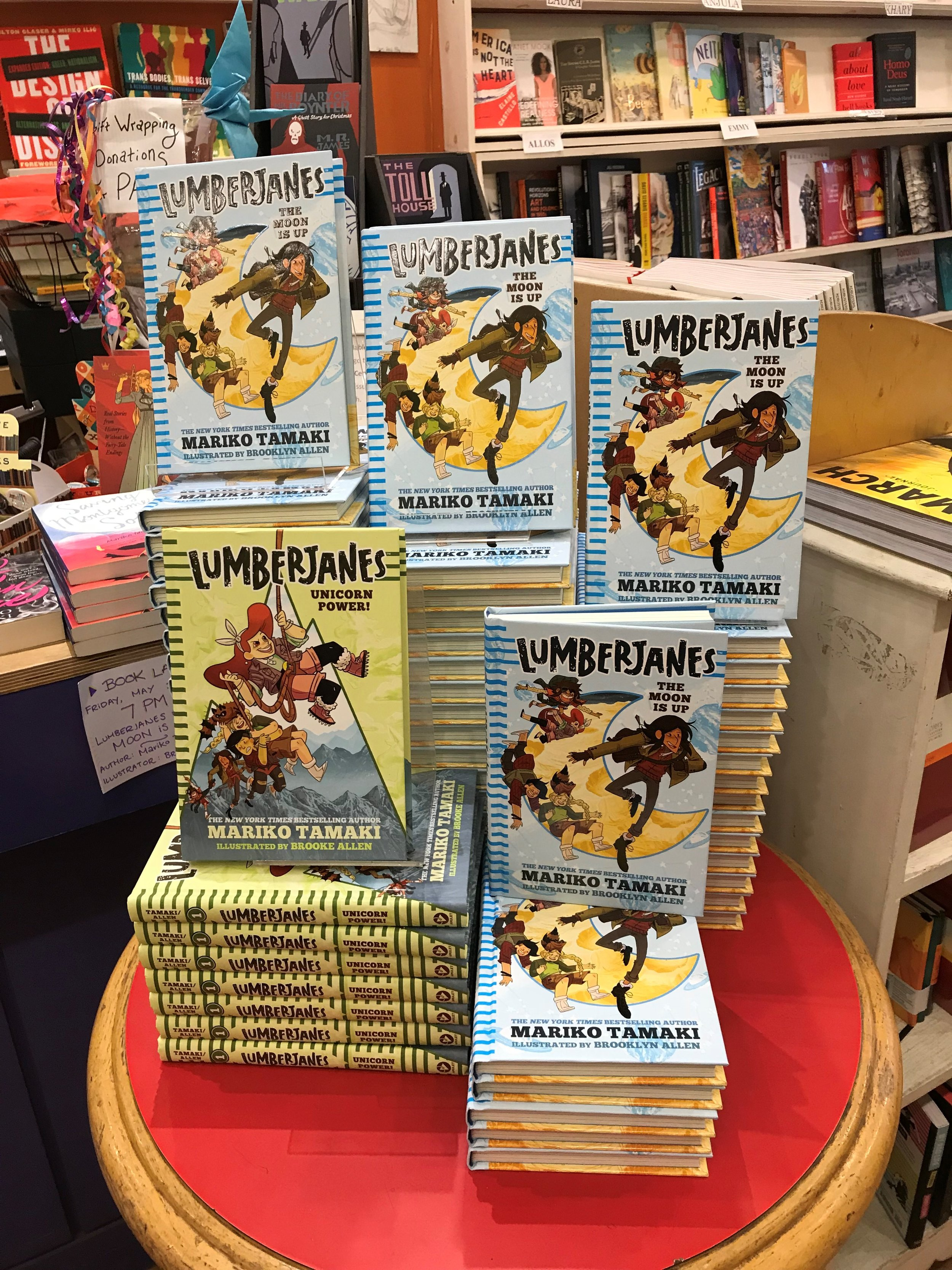 Lumberjanes 2 Book Launch_Another Story (8).jpg