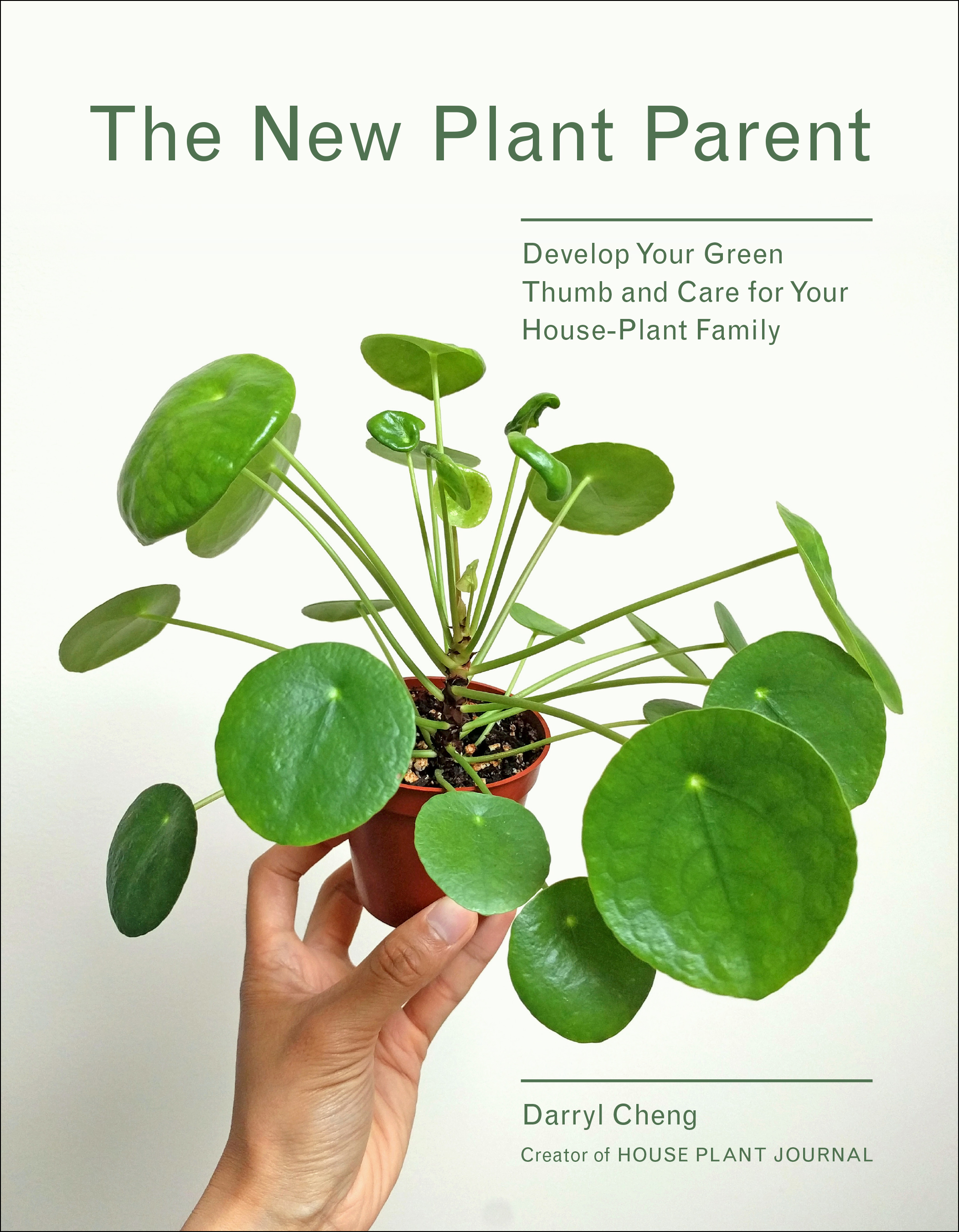 The New Plant Parent - The New Plant Parent covers all of the basics of growing house plants, from finding the right light, to everyday care like watering and fertilizing, to containers, to recommended species. Cheng's friendly tone, personal stories, and accessible photographs fill his book with the same generous spirit that has made @houseplantjournal, his Instagram account, a popular source of advice and inspiration for thousands of indoor gardeners.Read more here!