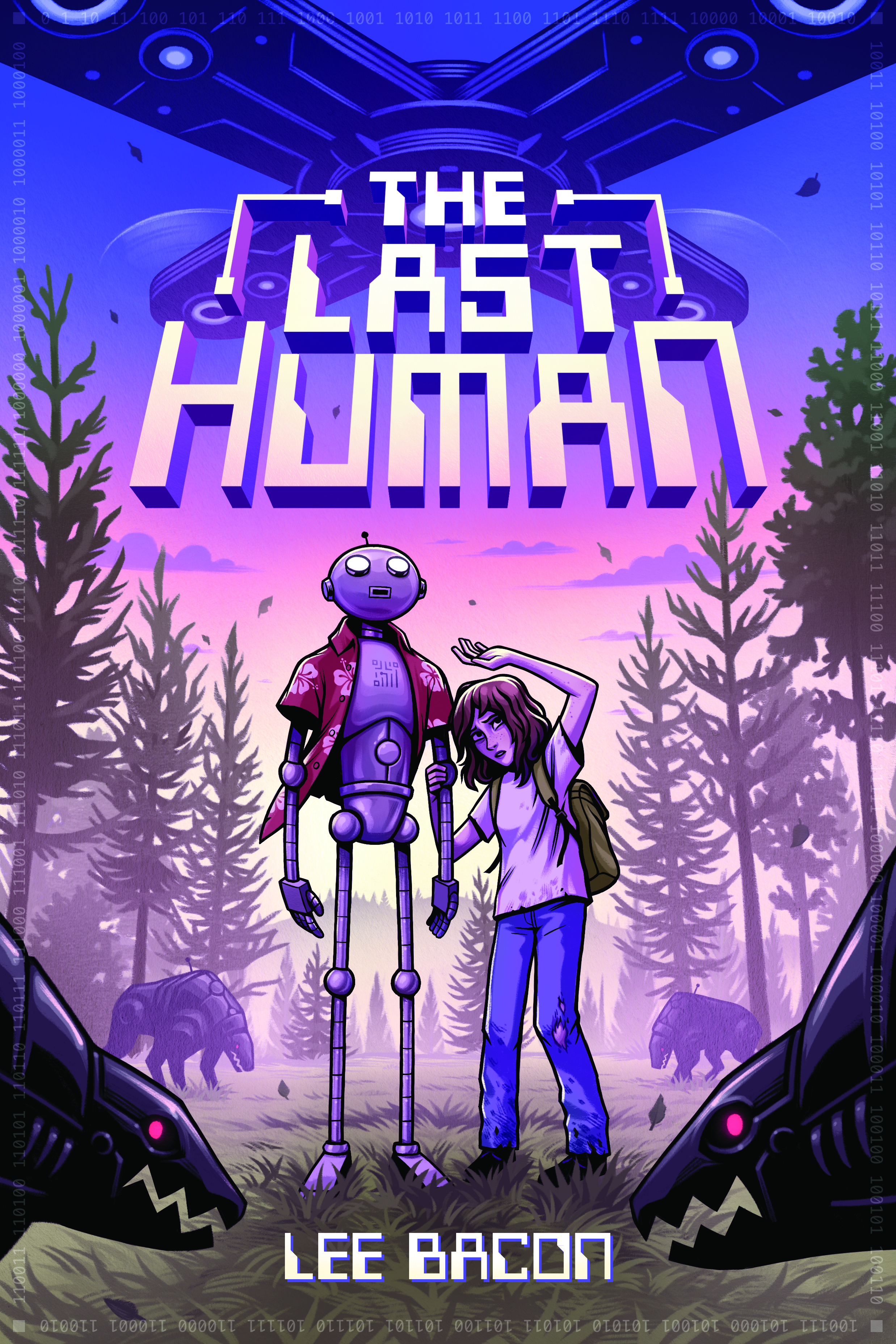The Last HumanLee Bacon - Soon to be a major motion picture from the producers of Spider-Man: Into the Spider-Verse! In a future when humans are believed to be extinct, what will one curious robot do when it finds a girl who needs its help? Humorous, action-packed, and poignant, The Last Human tells a story about friendship, technology, and challenging the status quo no matter the consequences.Read more here »