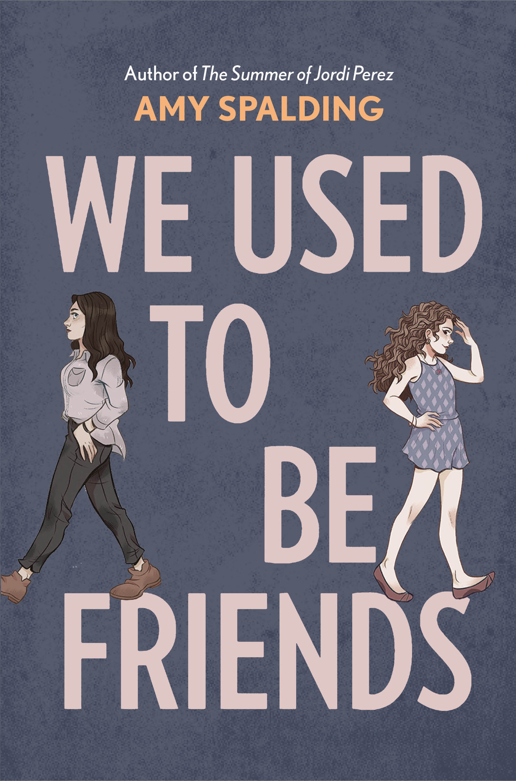 We Used to Be FriendsAmy Spalding - Two best friends grow up—and grow apart—in this innovative contemporary YA novel.Told in dual timelines—half of the chapters moving forward in time and half moving backward—We Used to Be Friends explores the most traumatic breakup of all: that of childhood besties. Funny, honest, and full of heart, We Used to Be Friends tells of the pains of growing up and growing apart.Read more here »