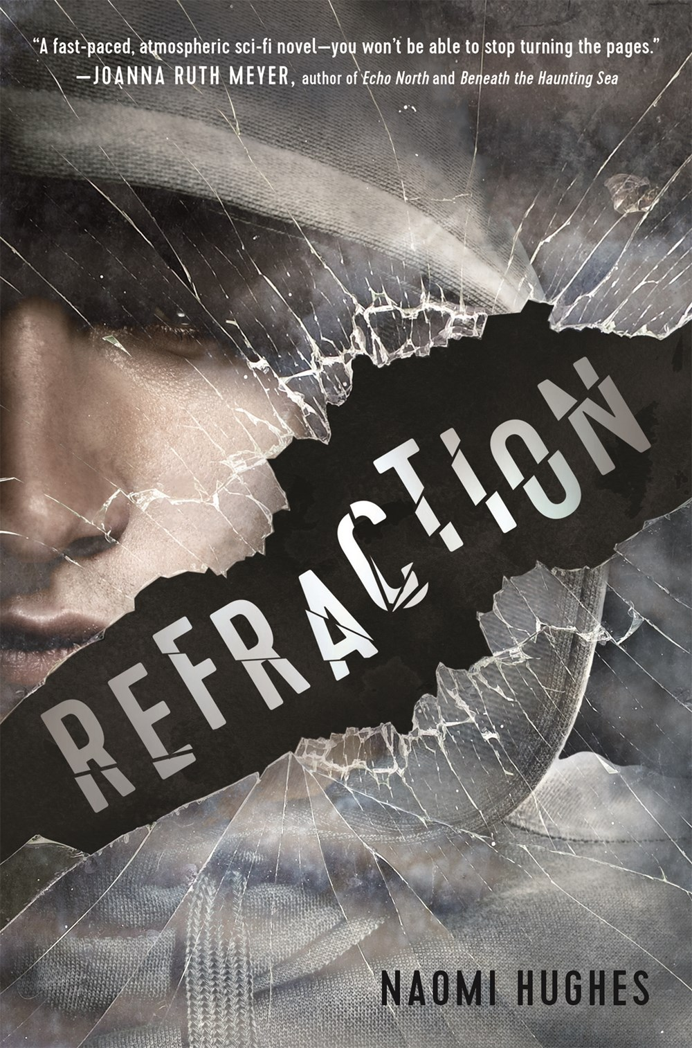 RefractionNaomi Hughes - After an attack on earth, all reflective surfaces become weapons to release monsters, causing a planet-wide ban on mirrors. Despite the danger, the demand rises, and 17-year-old Marty Callahan becomes a distributor in an illegal mirror trade—until he's caught by the mayor's son, whose slate is far from clean. Both of them are exiled for their crimes to one of the many abandoned cities overrun by fog. But they soon realize their thoughts influence their surroundings and their deepest fears begin to manifest.Read more here »
