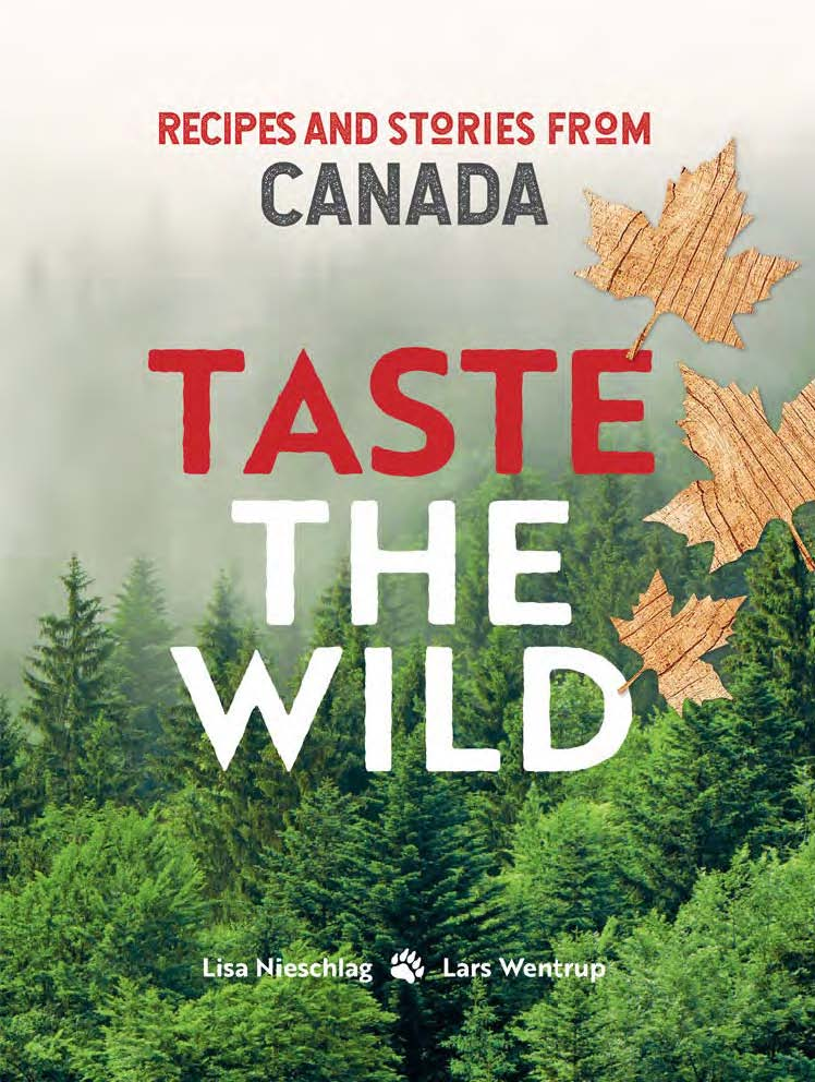 Taste The Wild - Experience nature with an adventure in the wilderness ... the breathtakingly beautiful pictures of Canadian forests provide the backdrop for recipes inspired by Canada's diverse landscapes and people.Quarto Group, Sept 10, 2019.Read more here »