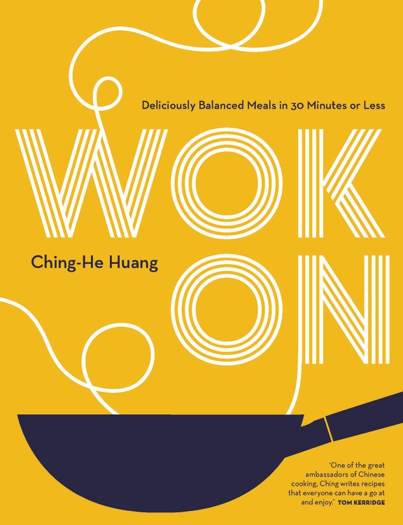 Wok On - This modern collection of recipes, from dumplings and curries to stir-fries, is simple enough for every day and every cook. Each dish can be made in 30 minutes or less and has been created with nutrition, taste and affordability in mind. Kyle Books, Oct. 1, 2019.Read more here »