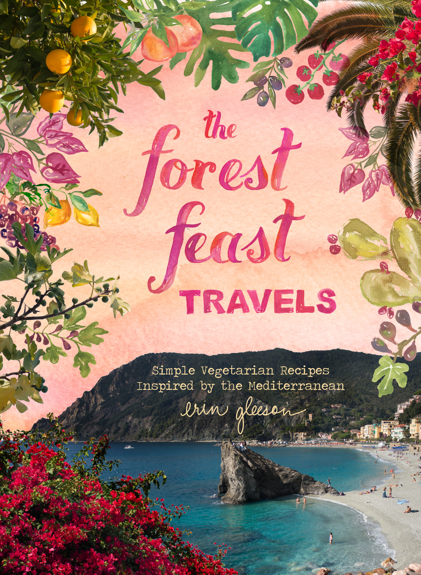 The Forest Feast Travels - Gleeson transports readers to Europe, with recipes inspired by her exploration of the cultures and cuisines of France, Portugal, Spain, and Italy during an extended family trip. Reimagining the flavors and signature dishes of this part of the Mediterranean, Gleeson presents 100 vegetarian recipes for creating effortless, unforgettable meals.Abrams Books, Sept. 17, 2019.Read more here »