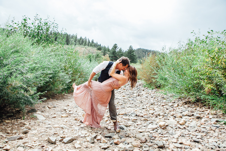 Colorado Engagement | Forever Cole Events | Dancing