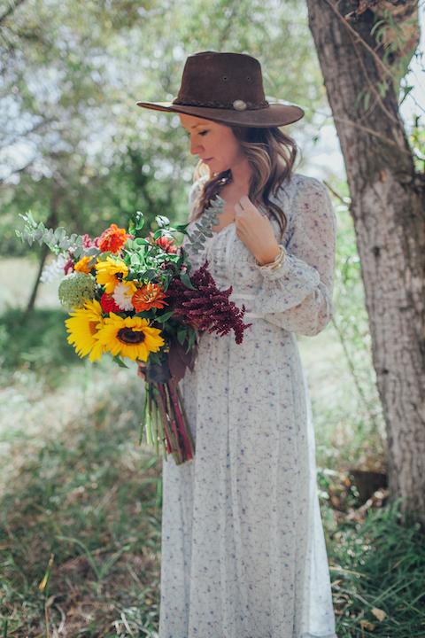Colorado Engagement | Forever Cole Events | Bridal Shot 2