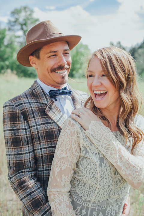 Colorado Engagement | Forever Cole Events | All Smiles