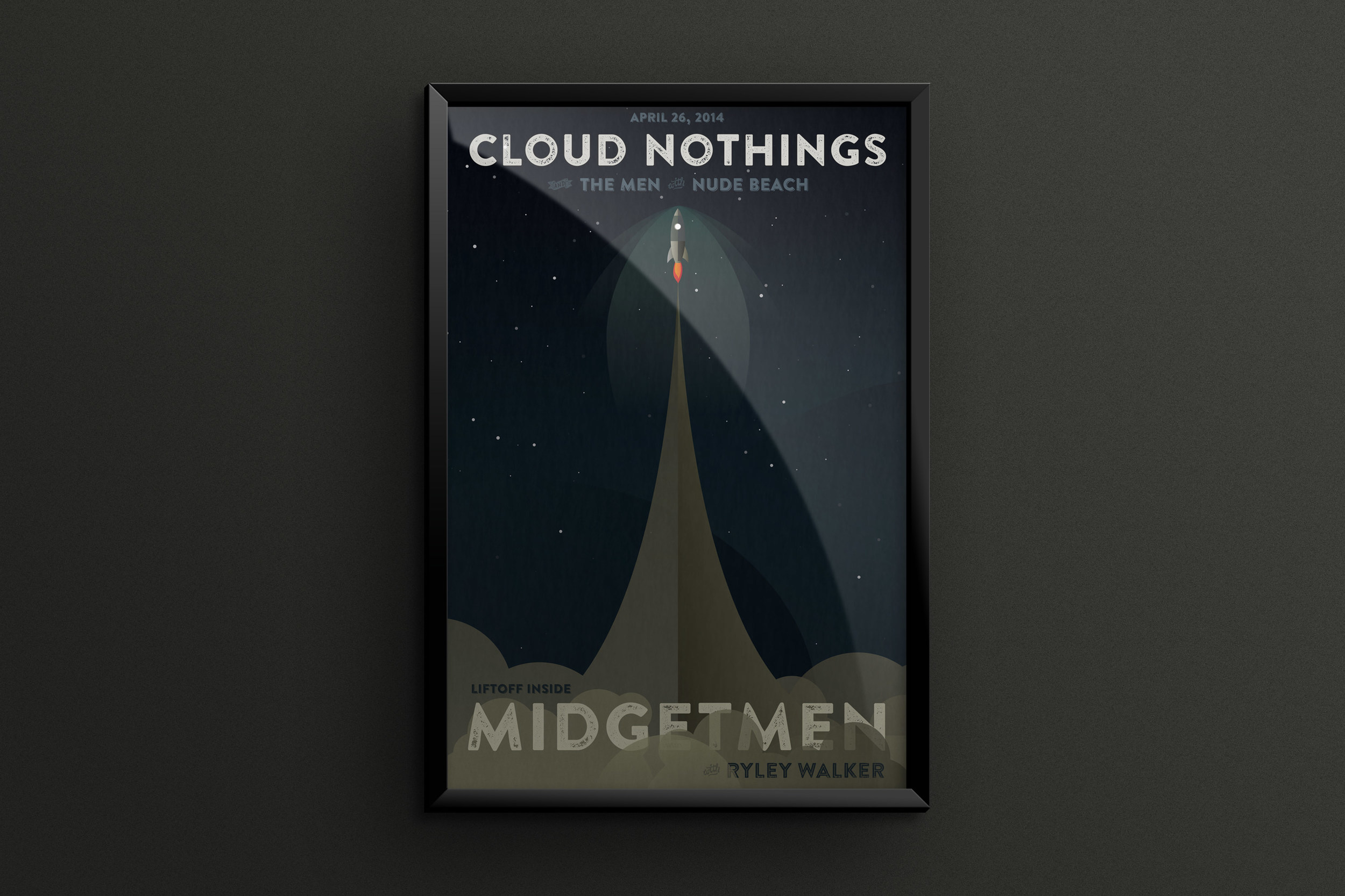 Cloud Nothings & The Men