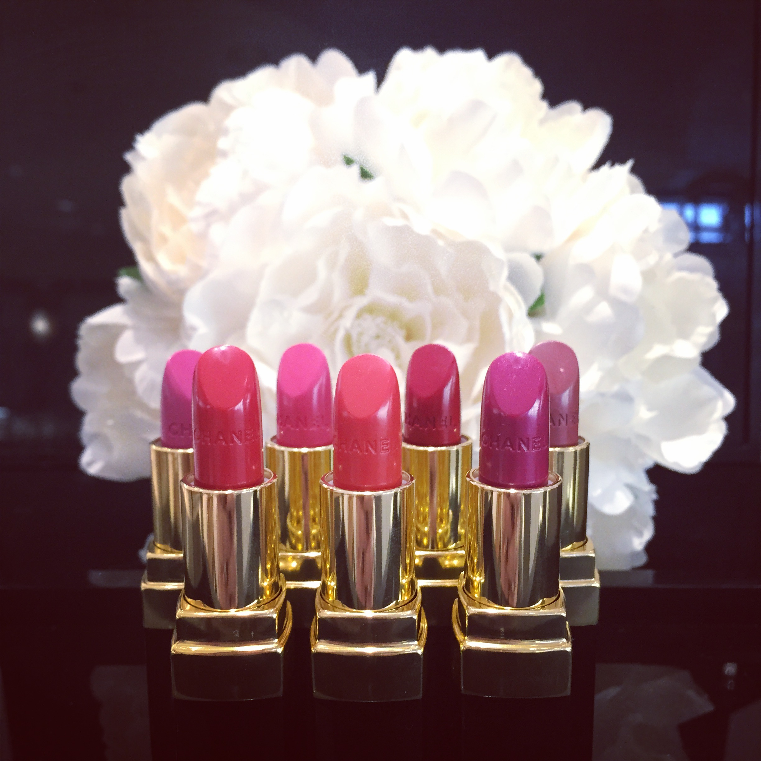 """If you are sad, add more lipstick and attack. Men hate women who weep."" (Coco Chanel)"