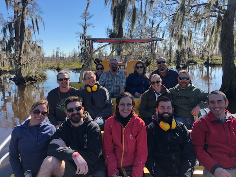 We can customize a private airboat tour for your group. Contact us for a quote today!