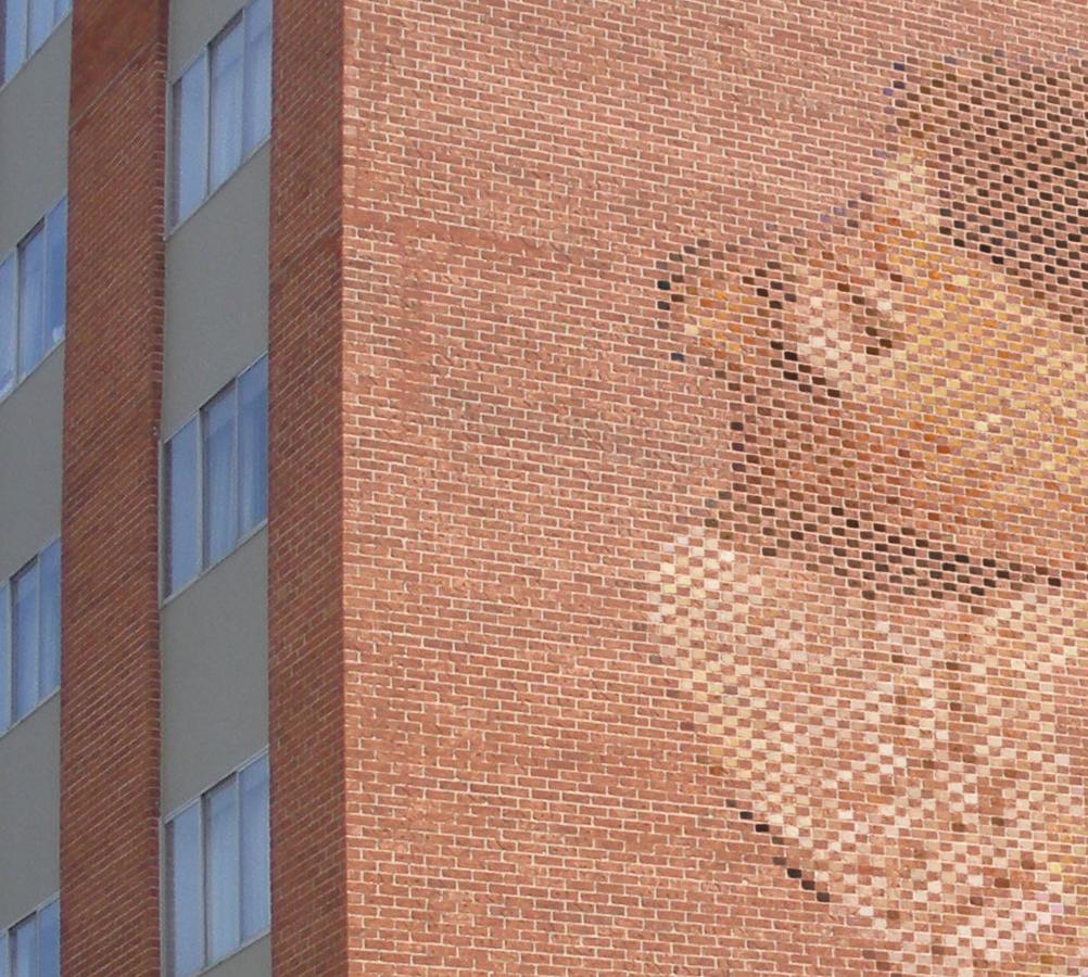 Take Flight ,     2010, Milwaukee WI,  mural proposal