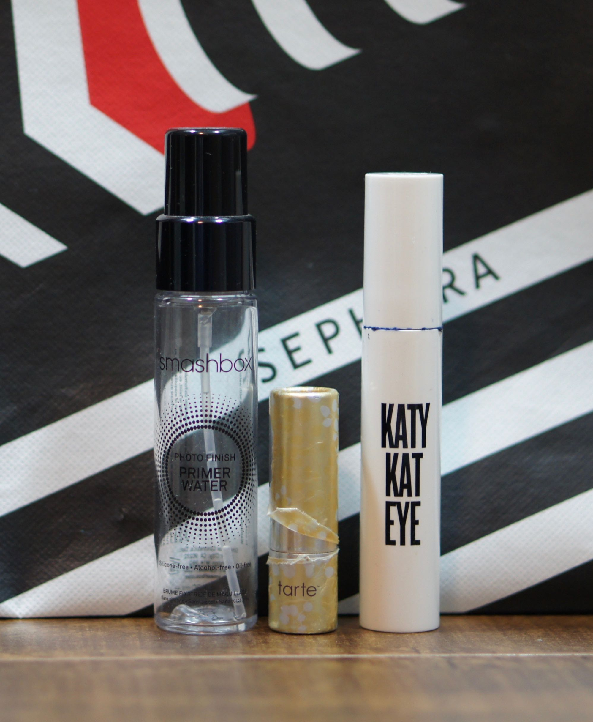 A few Makeup empties!