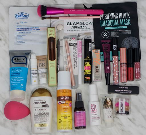 Ipsy - Gerneration Beauty - Toronto 2017 Attendee Swag Bag