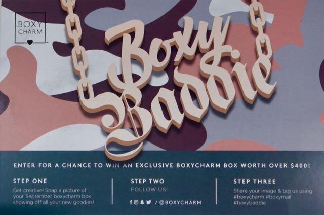 September-BoxyCharm-Boxy-Baddie