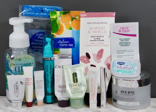 My Face and Body Care Empties for October 2017.