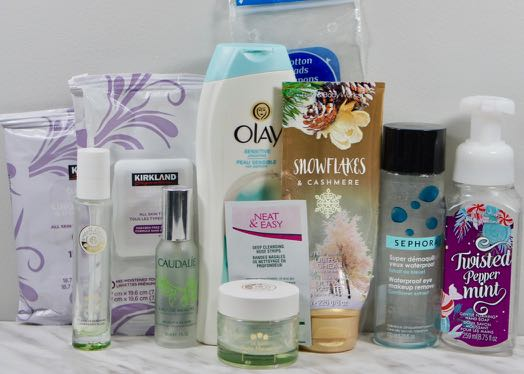 Face and Body care, a lot of full size!