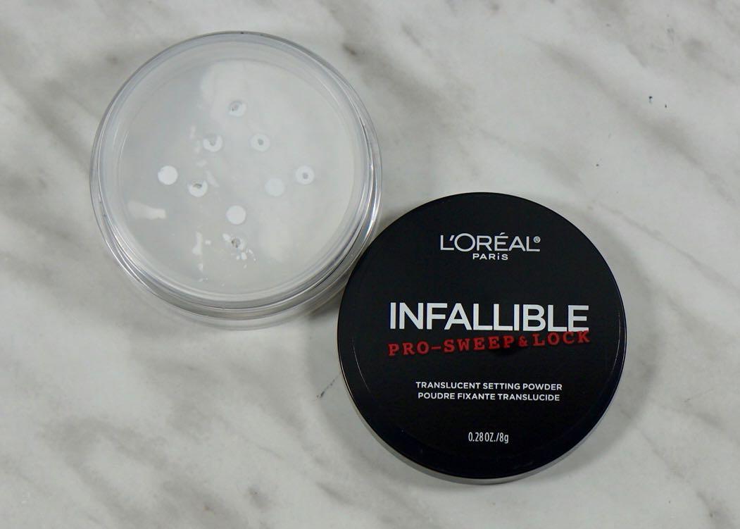 Glam Sense L'Oreal-Infallible Pro-Sweep & LockGlam Sense L'OrealDSC05457.jpg