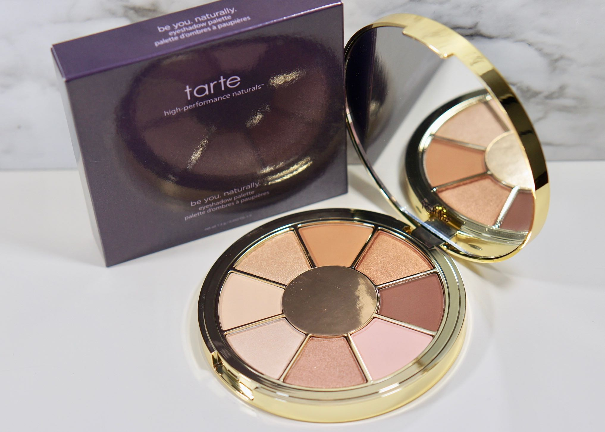 Tarte-Be you. Naturally. Eyeshadow paletteDSC01506.jpg