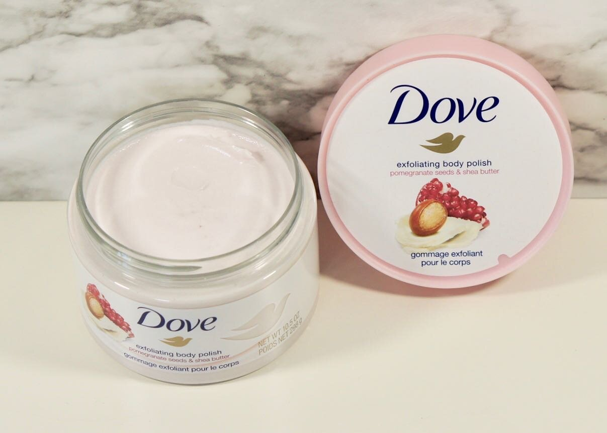 Dove Exfoliating Body Polish Sandie S Stash