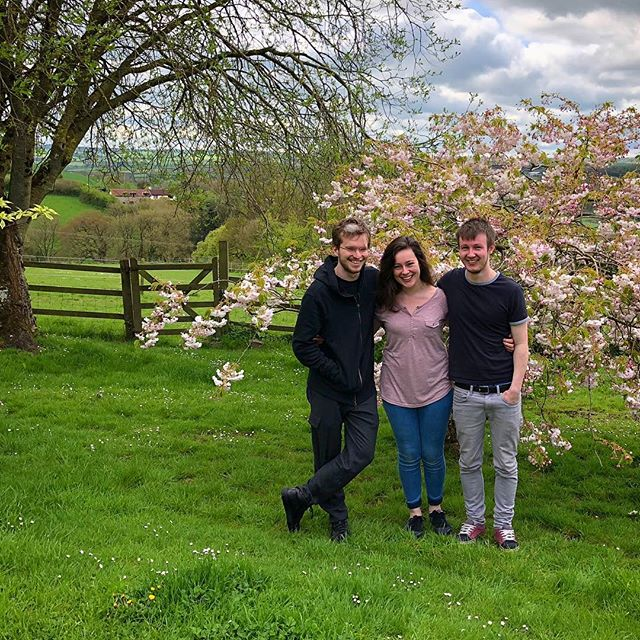 A big thank you to all our audiences in Devon! We had a lovely time and can't wait to come back! 🌸 #almagt #tour #ensemble #music #guitar #trio #classicalguitar #concerts #northdevon #northmolton #westbuckland #barnstaple #2018