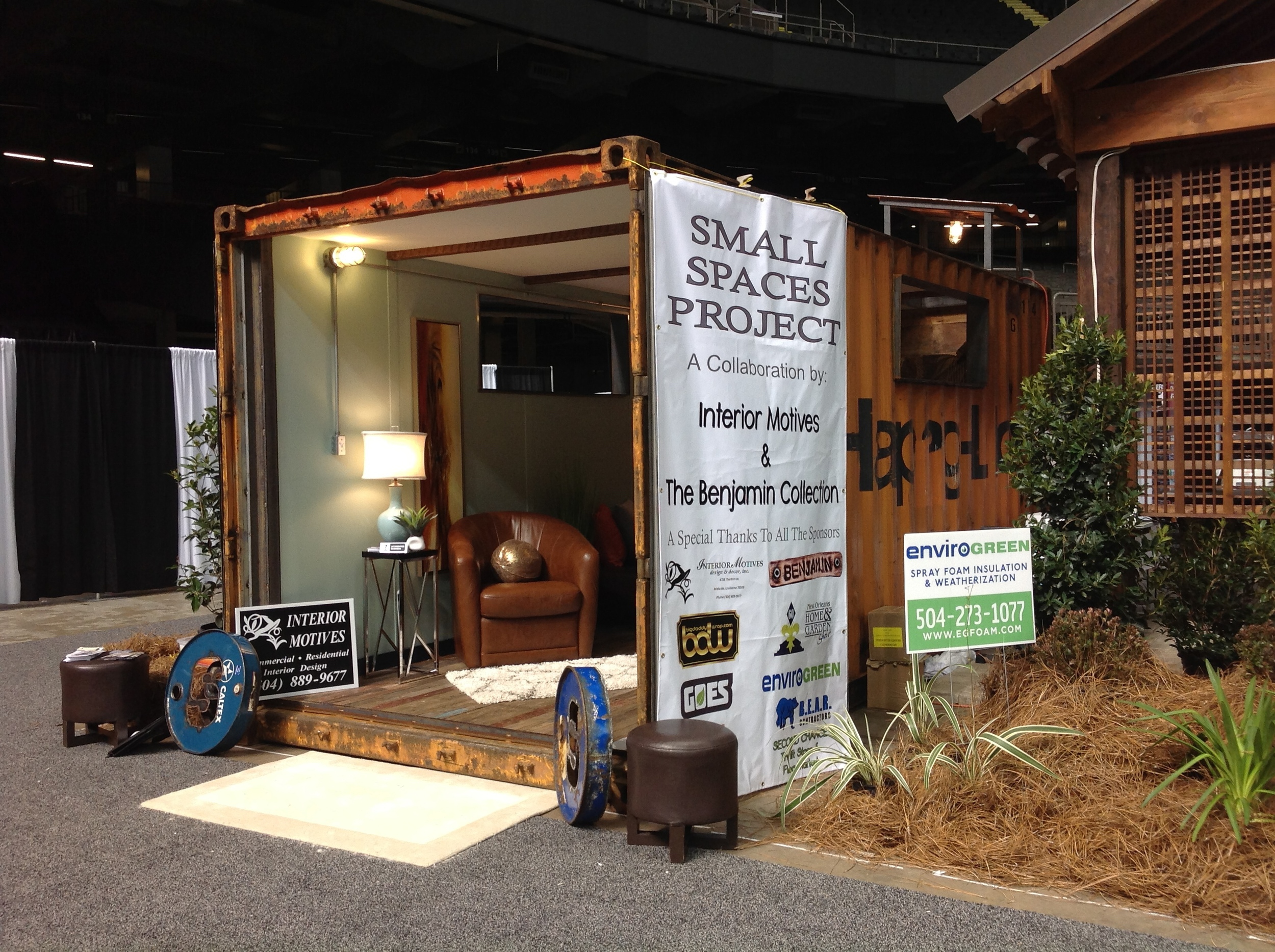 Come visit The Benjamin Collectables and myself from Interior Motivesat the Home & Garden show this weekend! Friday 3/13/15 12:00-8:00, Saturday 3/14/15 10:00-8:00, and Sunday 3/15/15 10:00-6:00.