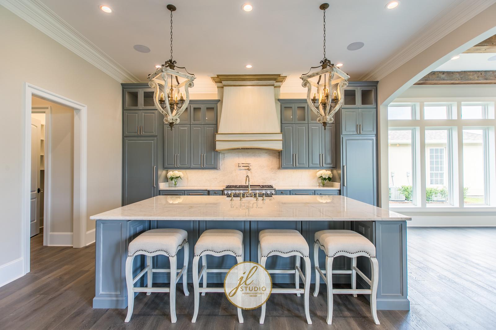 Kitchen designed by JL Studio