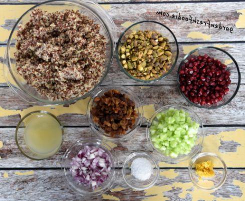 Jessica Meyers Altman Pomegranite Pistachio Quinoa #2.jpg