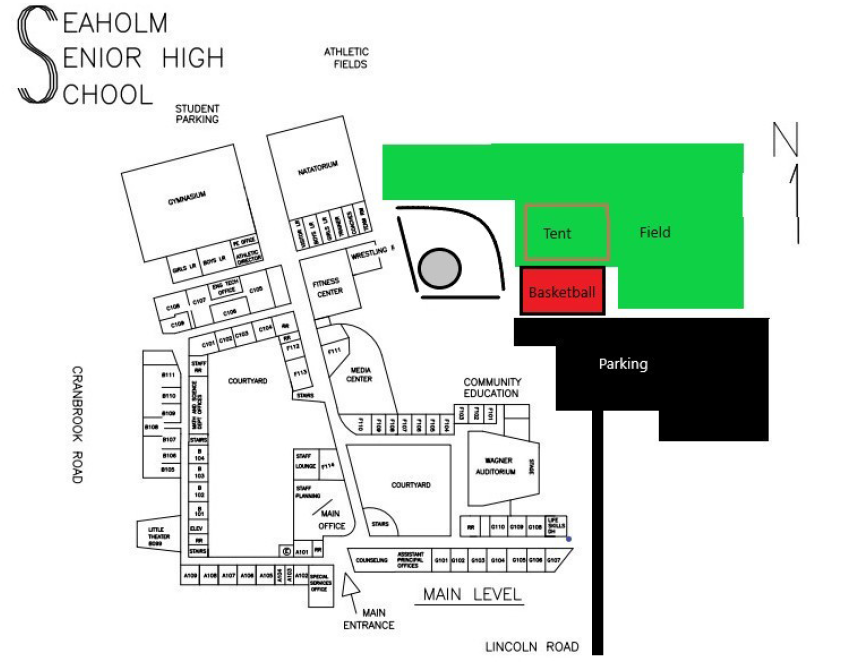 Seaholm High School Map.PNG