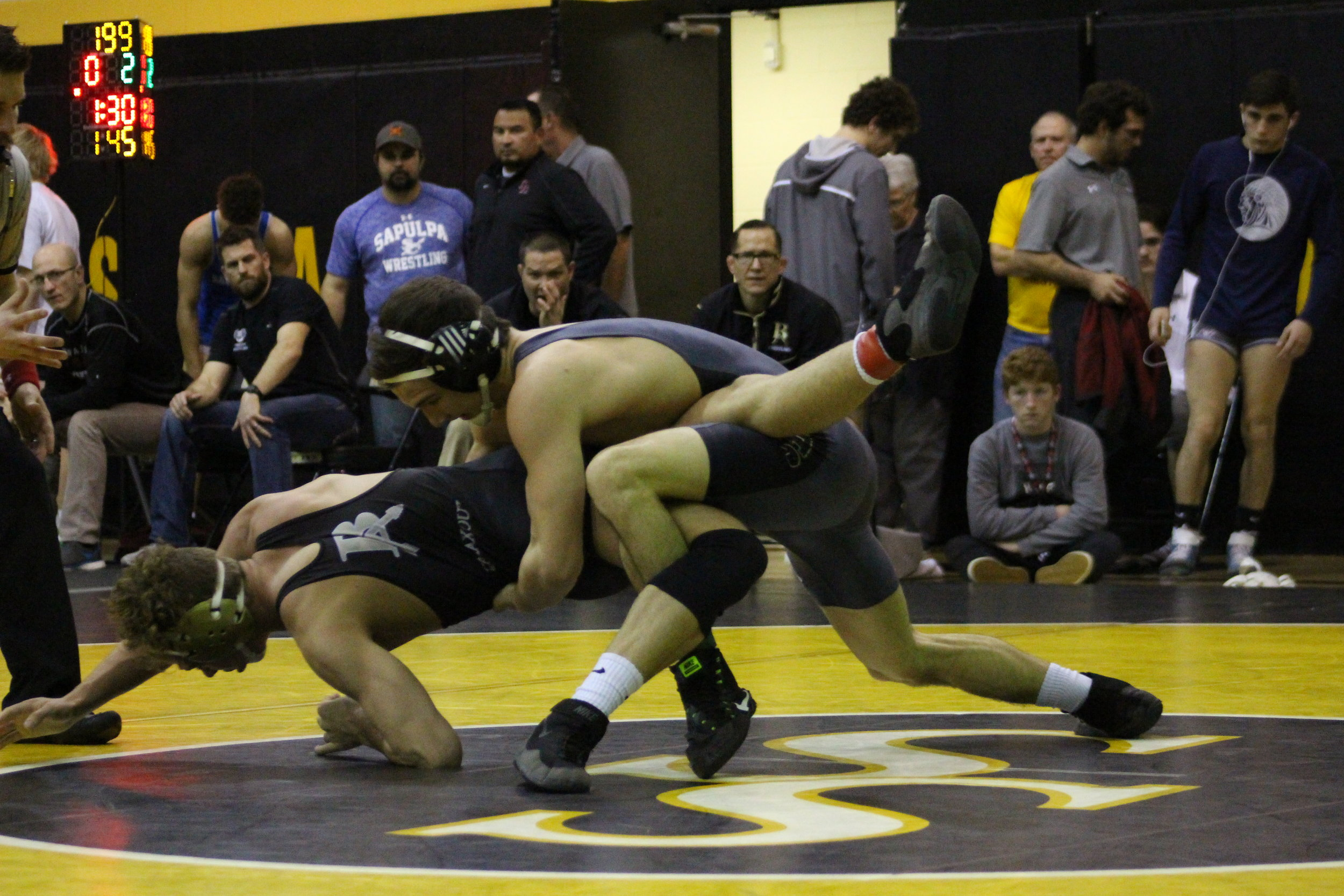 Regional Runner-Up Beau Bratcher qualified for State for the fourth-straight year.