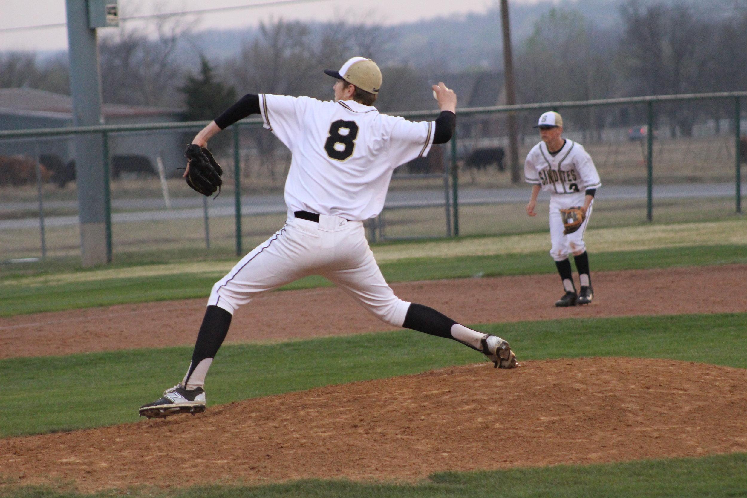 Josh Cordell Sand Springs Baseball