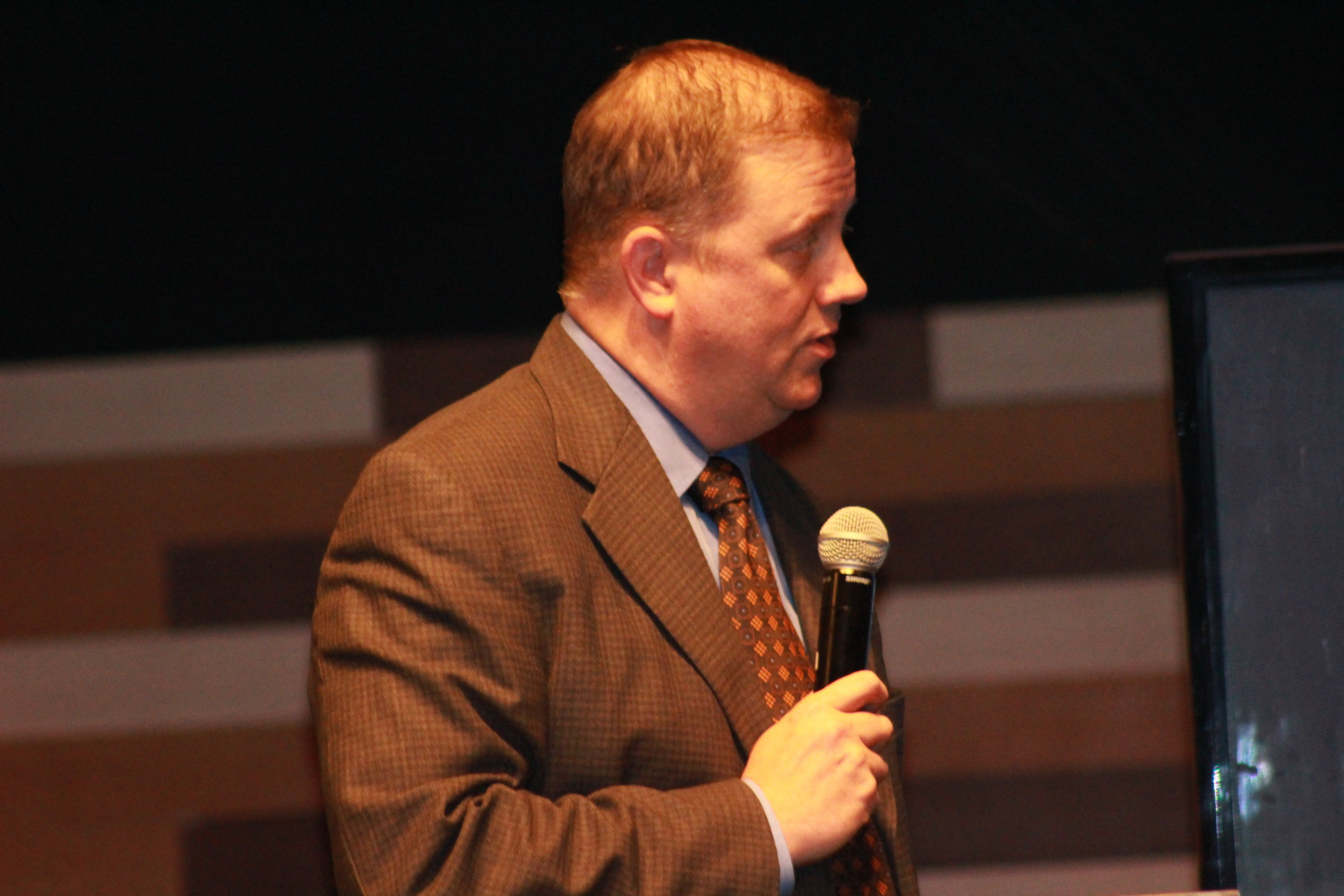Senator Dan Newberry has resigned his seat, effective January 31, 2018.