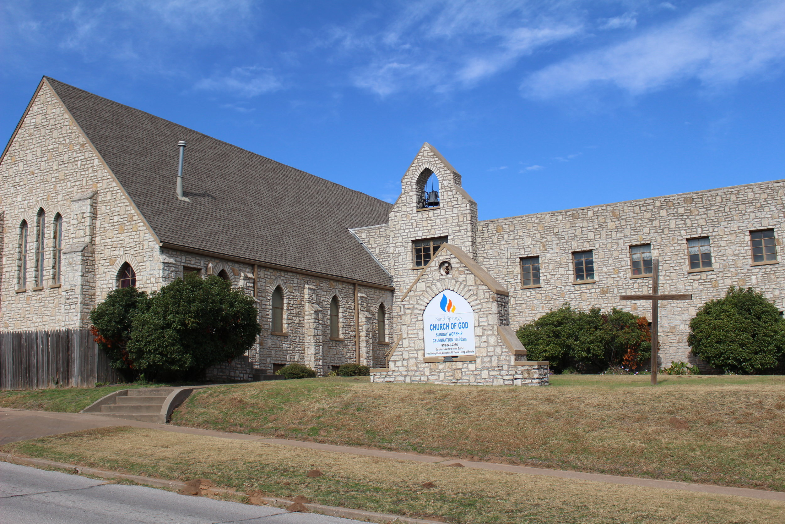 sand springs church of god 401 north grant avenue west