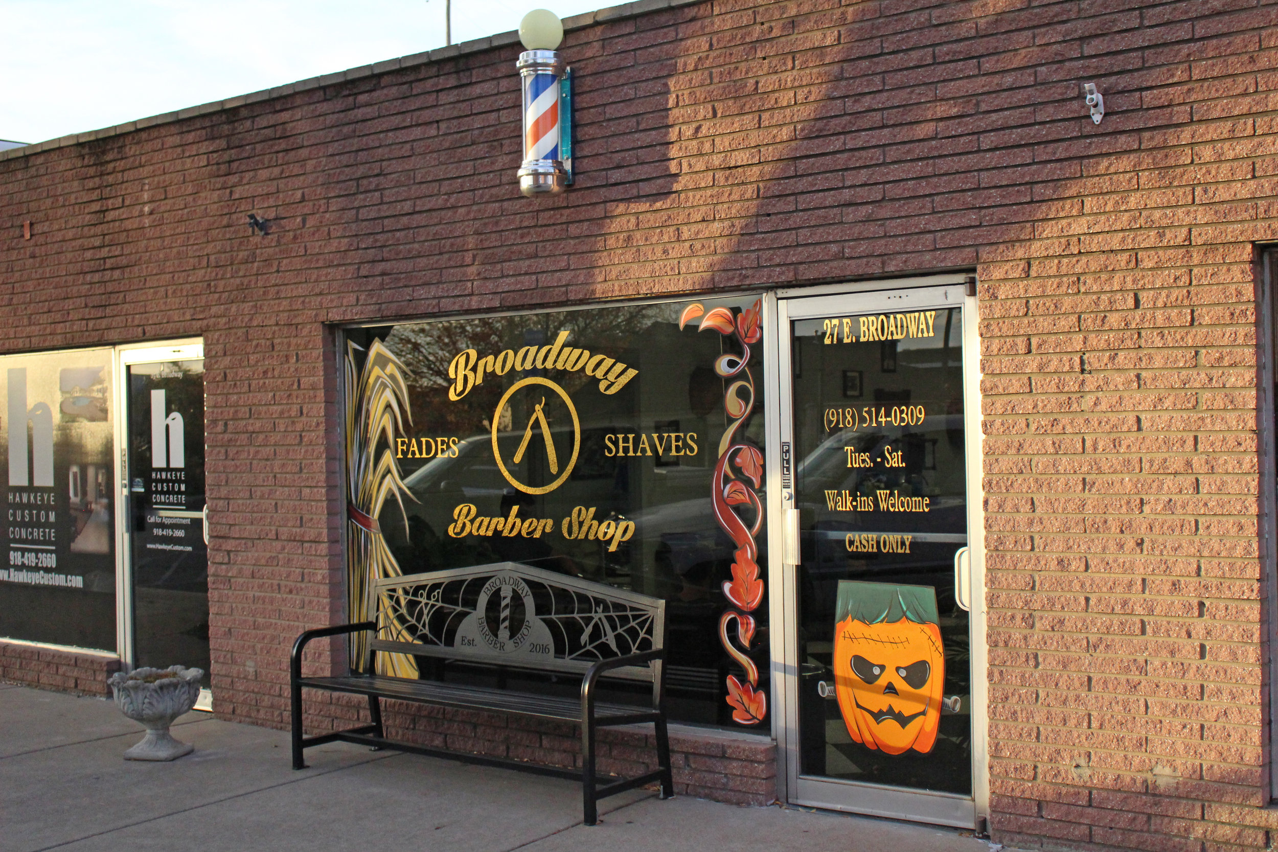 broadway barber shop - downtown 29 east broadway street