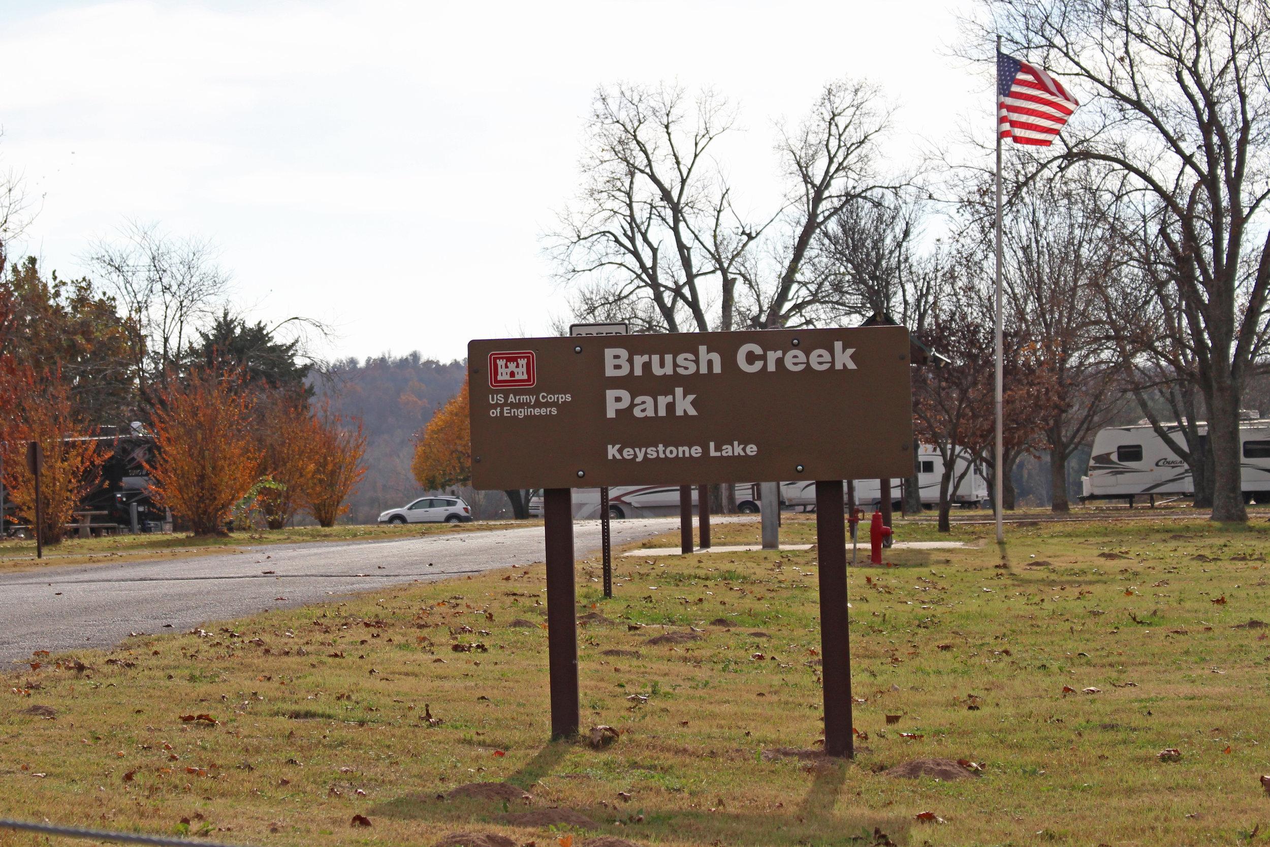 Brush Creek park 23115 west wekiwa road